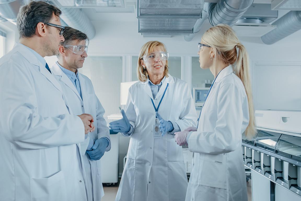 Für etablierte Unternehmen | 5-HT Digital Hub Chemistry & Health