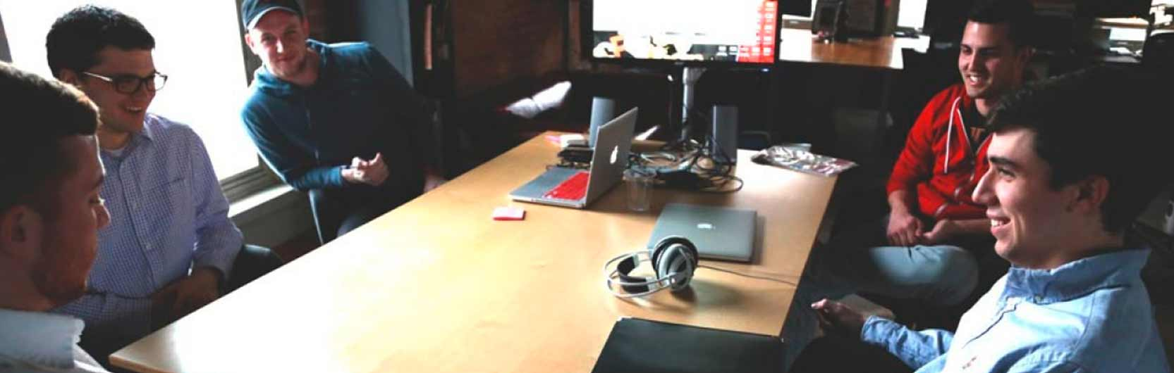Co-Working Spaces | 5-HT Digital Hub Chemistry & Health