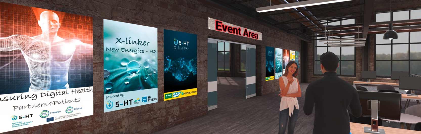Unsere Programme | 5-HT Digital Hub Chemistry & Health